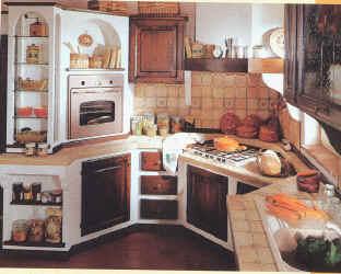 Cucine in muratura - Cucine direttamente dalla fabbrica ...